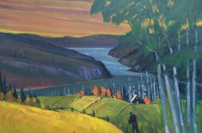 Sur le Saguenay